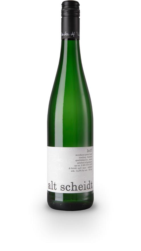 Lauer Wein Riesling Alt Scheidt