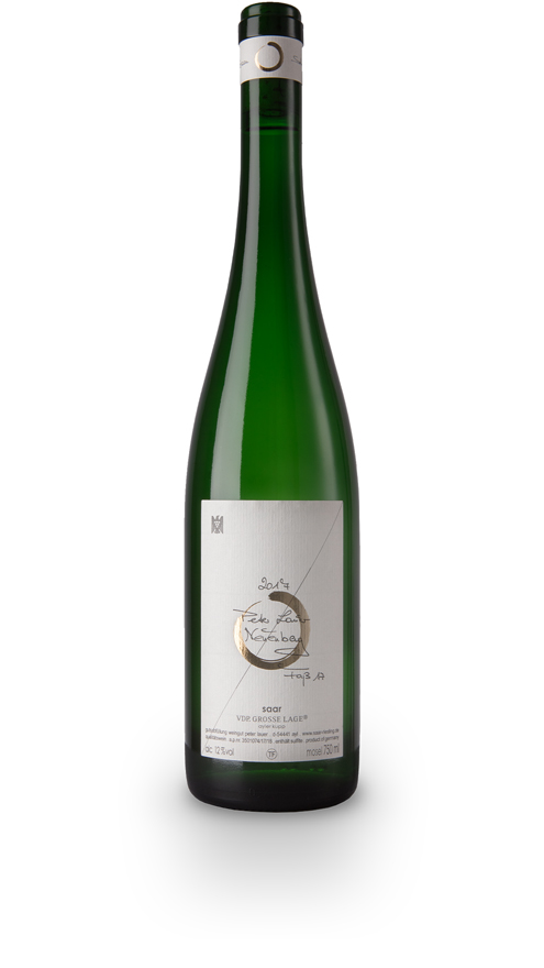 Lauer Wein Riesling Fass 17