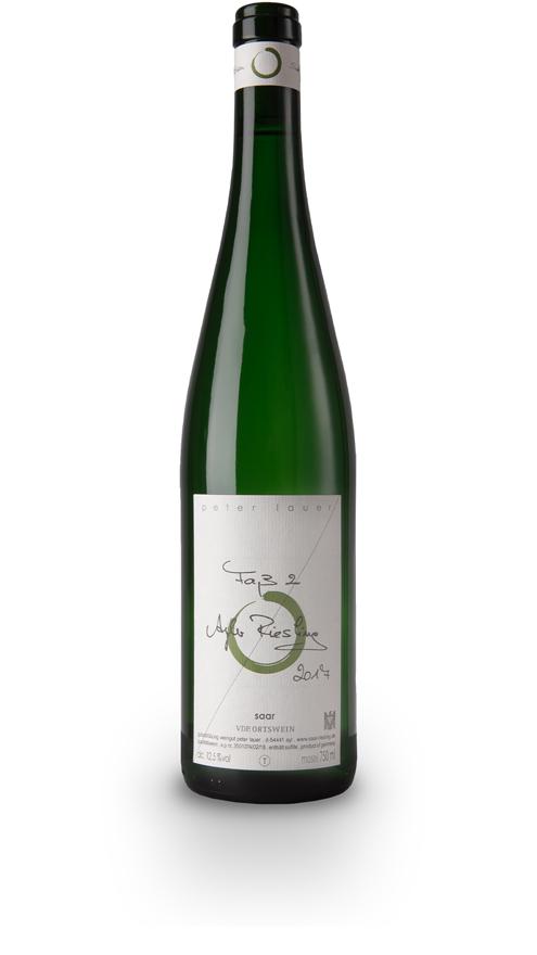 Lauer Wein Riesling Fass 2