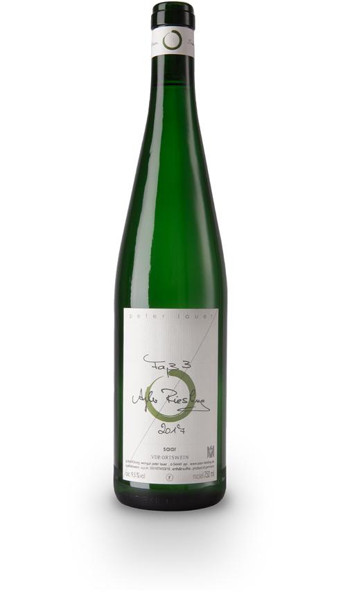 Lauer Wein Riesling Fass 3