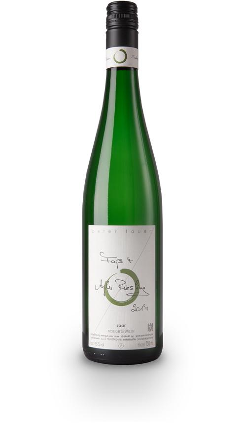 Lauer Wein Riesling Fass 4