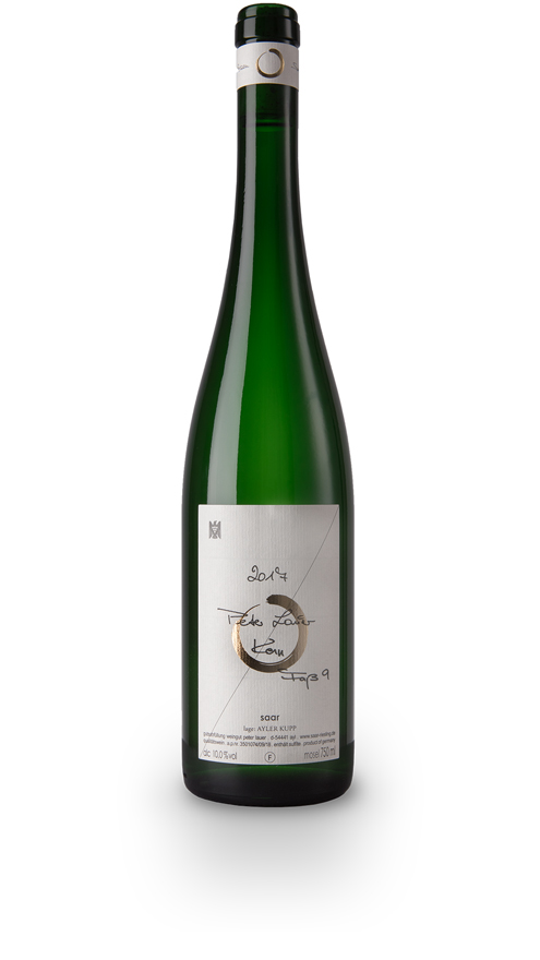 Lauer Wein Riesling Fass 9