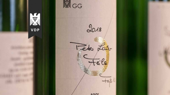 Jahrespräsentation - Weingut Peter Lauer - Riesling Weine