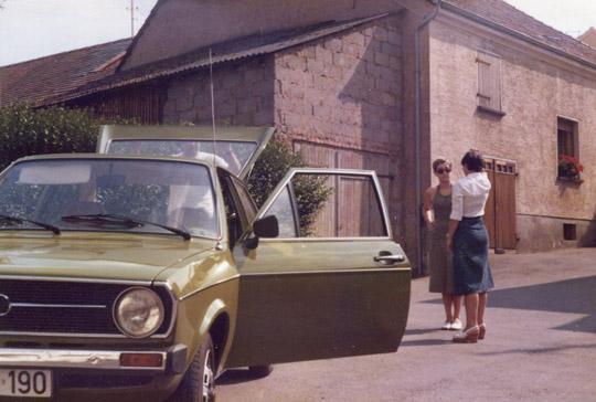 Die 70er Jahre