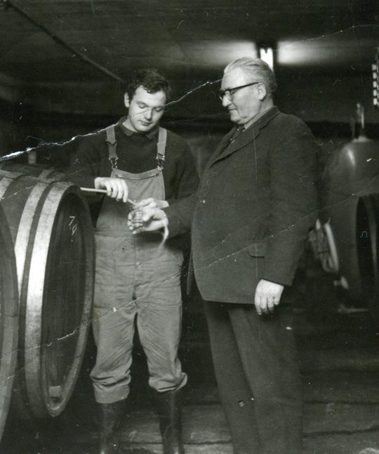 Peter Lauer I und II