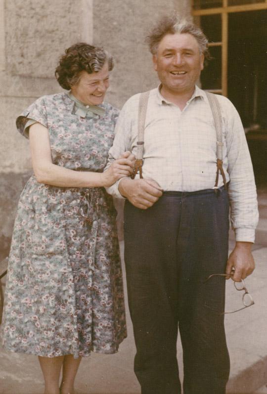 Ehepaar Lauer/Schons