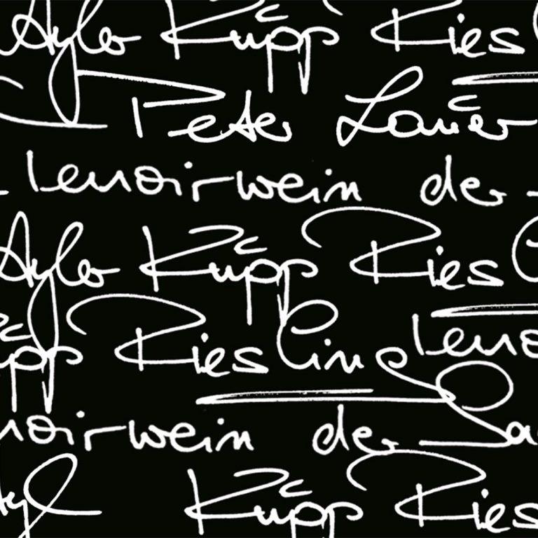peter lauer handschrift hintergrund
