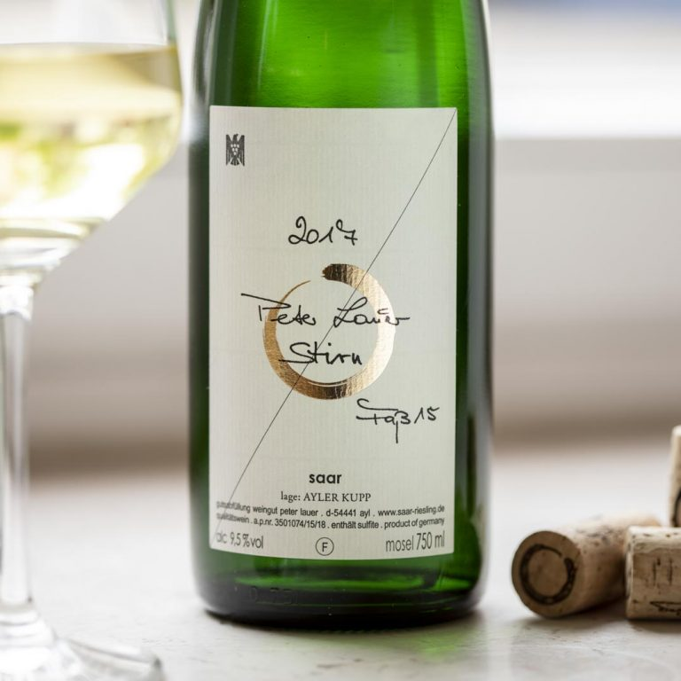 Winery Peter Lauer - Riesling wines from the Saar winemaker in Ayl