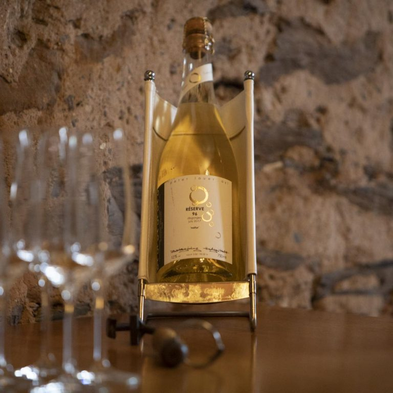 Sparkling wine & Crémant from the Peter Lauer Winery - Reserve 96