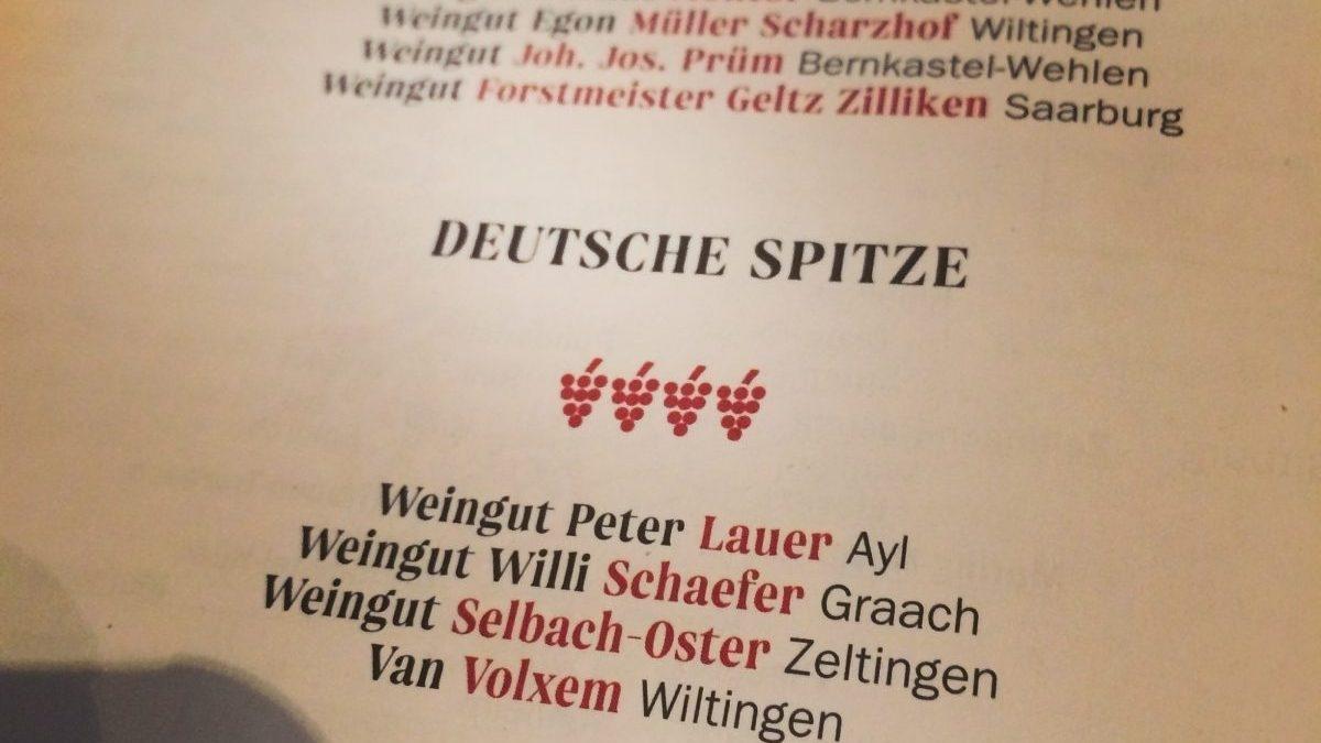 Gault Millau Wein Guide 2020 - Weingut Peter Lauer