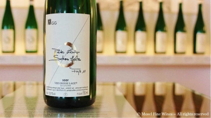 Saar Rieslinge vom Weingut Peter Lauer