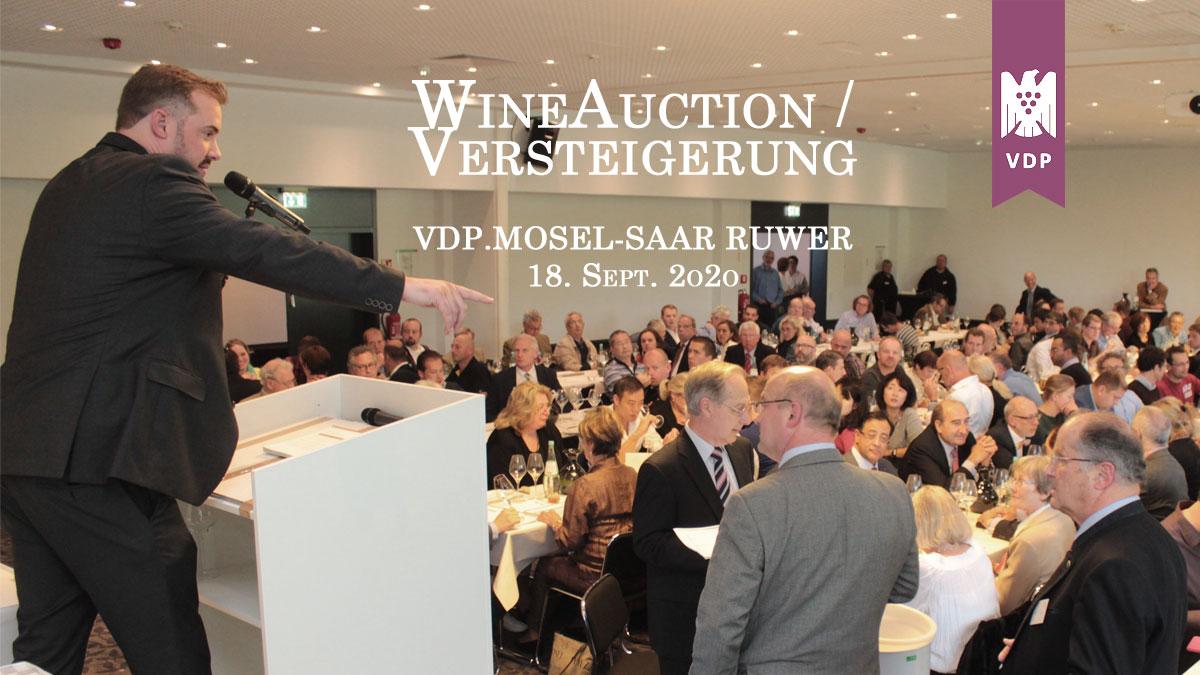 Auction Wine Trier 2020
