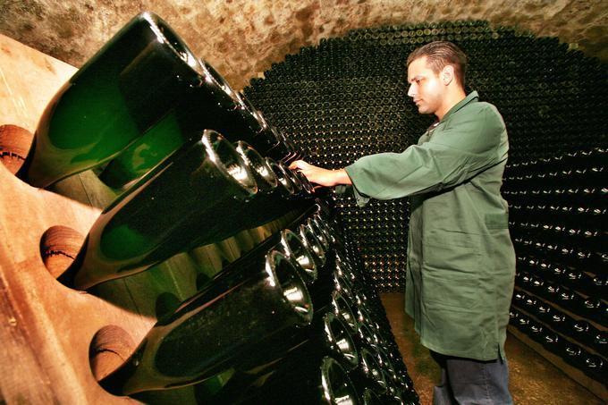 Sparkling Cellar